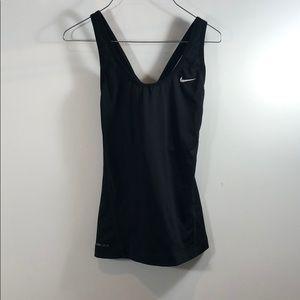 Nike Crossback Yoga Sports Bra Tank Top Small